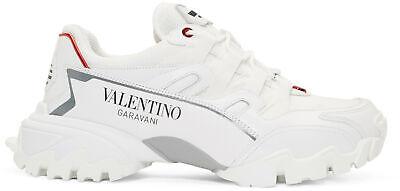 *BNIB* VALENTINO Garavani VLogo Men White Sneakers - size 39EU - 6US