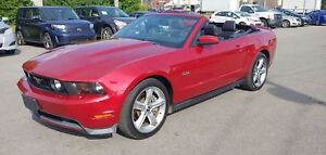 2012 Ford Mustang GT 110$/semaine