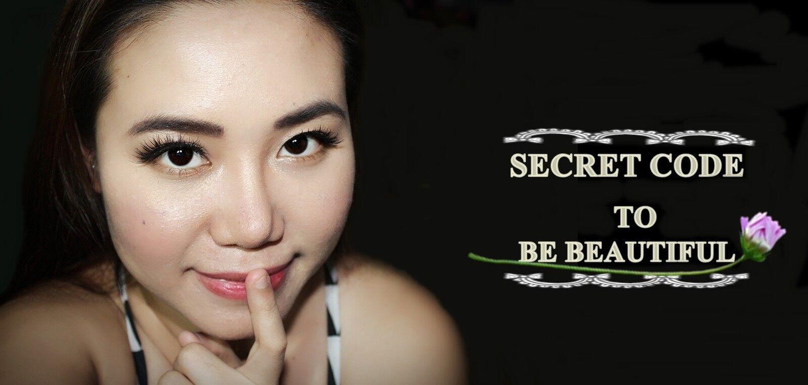 Secret Code to Be Beautiful