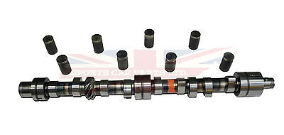 Brand New MGB Cam Camshaft w/ 8 Lifters Tappets 1972-1980 Made in the UK
