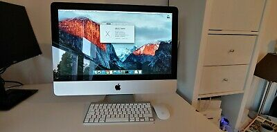 "iMac / 21.5"" / mid-2011 / 12GB RAM / 500GB Storage / Incl. Wireless Keyboard..."