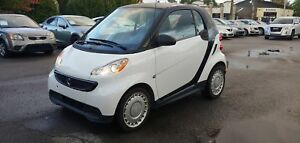 2013 smart fortwo pure 33$/semaine