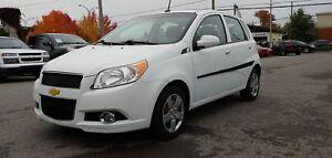 2010 Chevrolet Aveo Aveo 5 LT 36$/semaine