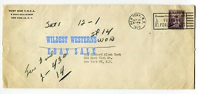 BEWITCHED Envelope w/ Artwork / Doodles DICK YORK Vintage Original LOT Vintage