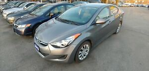2013 Hyundai Elantra GLS / BLUETOOTH / HEATED SEATS / 143 KMS