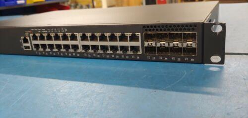 Brocade ICX7250-24-2X10G 24 Port Switch Rack-Mountable Gigabit Ethernet Switch