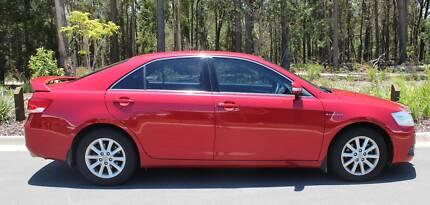 2009 Toyota Aurion  GSV40R AT-X Sedan 4dr Spts Auto 6sp 3.5i [MY1