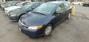 2006 Honda Civic DX-G / EXCELLENT CONDITION / ONLY 156 KMS