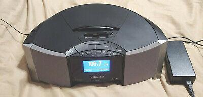 Polk Audi, ES2, I-Sonic, 4 Speakers Audio Alarm Clock AM/FM Radio iPod iPhone