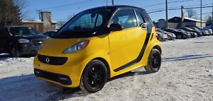 2013 smart fortwo Passion CityFlame 29$/semaine