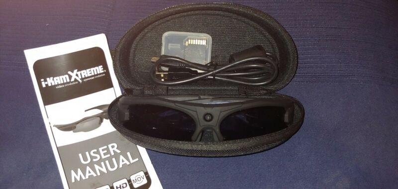 i-kamXtremeVideo glasses eyewear