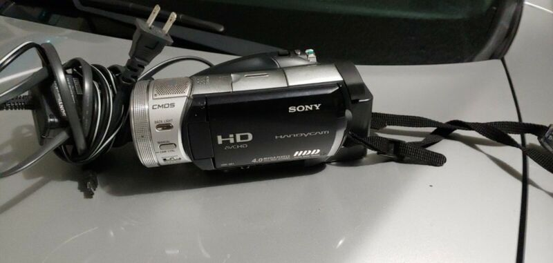 Sony HDR-SR1 HD 1080 Camcorder NightShot