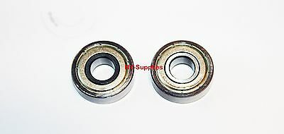 Roller Bearings For Heidelberg Windmill Printing Press 10mm Id Size - Pair