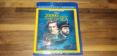 20,000 Leagues Under the Sea - Blu-Ray - Disney Movie Club   - NEW