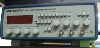 Bk Precision 4017a Function Generator Manual