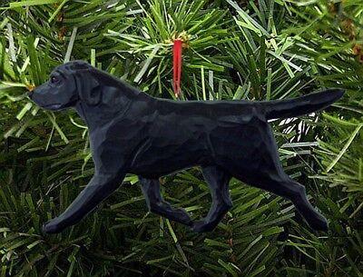 Black Labrador Ornament for sale  Rochester
