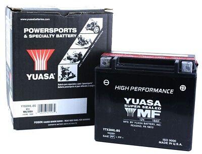 Yuasa YTX20HLBS Polaris Victory Vegas Jackpot Hammer Ness 08-13 AGM Battery