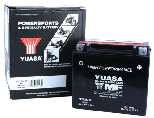 12V 18Ah Neuf Batterie Tecnium Quad Kymco 500 Mxu Irs 4X4 2011-2014 YTX20L-BS