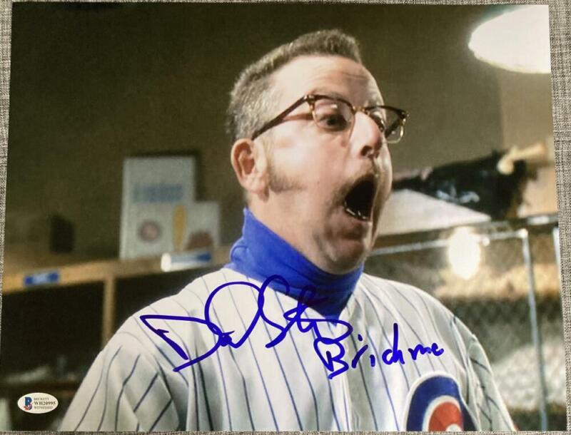 """DANIEL STERN SIGNED AUTOGRAPH - """"ROOKIE OF THE YEAR"""" FUNNY 11X14 PHOTO BECKETT B"""