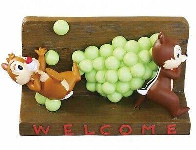 Disney Chip und Dale Willkommen Ornament Bunte Muscat Sd-7103 Japan