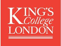 Get £40 for an MRI study at King's College London!
