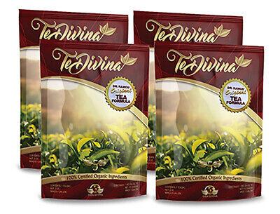 Te Divina Dr.Ramos By Vida Divina Tea,  4 week , 4 Bags NEW PACKING