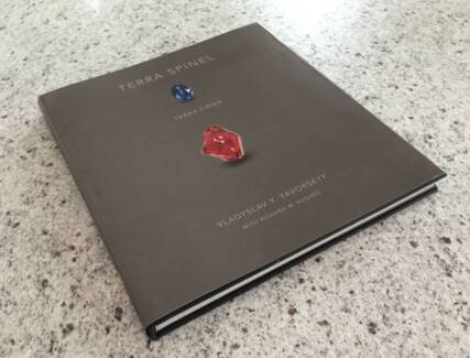 Terra Spinel - Signed Limited Edition