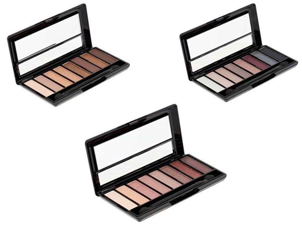 Rimmel Magnif'Eyes Eye Shadow Pallette 8 Pan All in One Liner Shadow Highlighter
