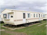 Caravan to rent on Coastfields Ingoldmells Skegness £450 pw