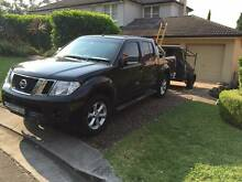 2013 Nissan Navara Ute & Custom Tradie Trailer The Rocks Inner Sydney Preview