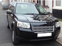 very low mileage Freelander 2 for sale. Very good condition. Only 3 owners from new