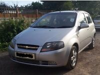 5dr 07 Kalos, MOT 08/17, mileage 74k, cheap insurance. Ideal first car
