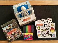 MODNATION RACERS CREATION PRESS KIT - COLLECTORS EDITION! Very Rare!!
