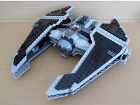 Lego #9500 Sith Fury class Interceptor Ship only (NO TEXT messages please phone)