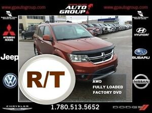 2014 Dodge Journey R/T | Factory DVD | Navigation