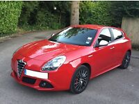 Alfa Romeo Giulietta 170BHP 2.0 JTDM-2 Sportiva, 2013, FSH, 6 months MOT and Warranty, Full Leather