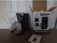 Igenix IG8125 Filter Coffee Maker 900w 1.25L Coffee Machine