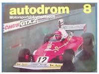 Motorsportdokumentation Ausgabe 1976 - autodrom 8 - sehr gut erha Hessen - Offenbach Vorschau