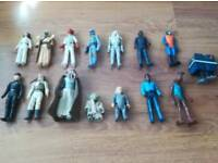 Mixed Lot of Star Wars figures 1977-85 (3)