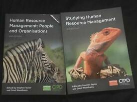 Two Human Resource Books