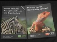 Two Human Resource Books