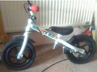 Balance buddy bike