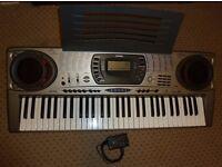 Casio CTK-671 Electronic Keyboard