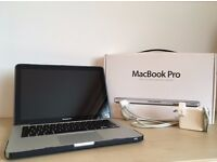 """MacBook Pro 13"""" Mid 2012, i7, 8GB RAM, 750GB, Disk Drive - Excellent Condition with Box"""