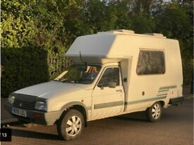 Citroen Romahome Hitop, Diesel, 11 month mot, campervan, motorhome, power steering