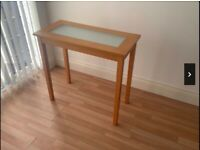 Table - bedside table, small display table