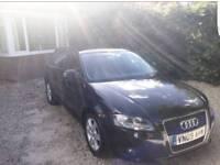 Audi A3 Black