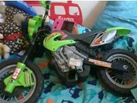 Kids electric bike motorbike