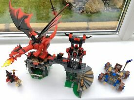 LEGO CASTLE (70403) - DRAGON MOUNTAIN