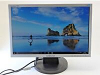 Samsung PC Monitor - SyncMaster 920nw - 19 inch. £25 ono.